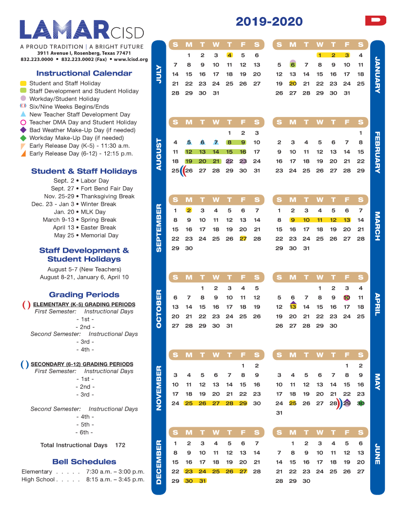 Lcisd Calendar 2020 Blog Archives